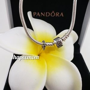 Authentic Pandora Spacer Charm